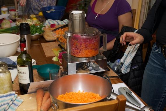 CSA cooking class (2)