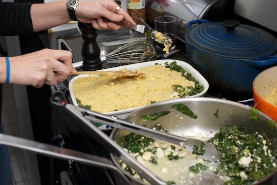 CSA cooking class 5