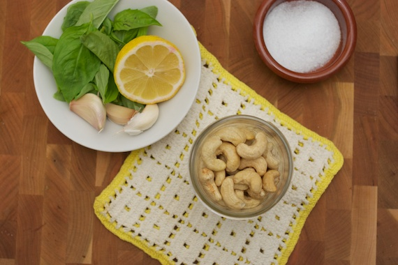 cashew pesto